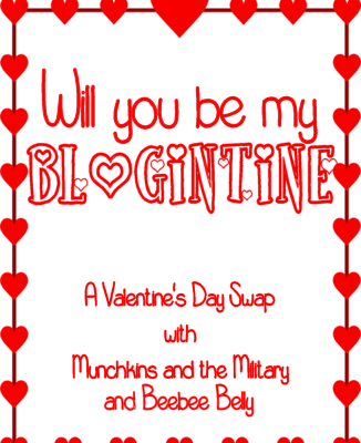 Will You Be My Blogintine?