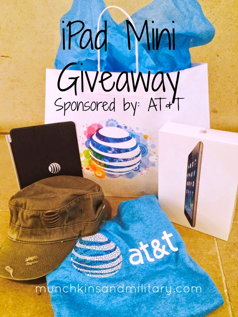 Military Spouse Appreciation Day - iPad Giveaway
