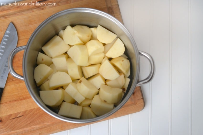 The best mashed potato recipe