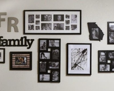 The Family Gallery Wall