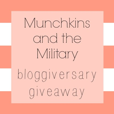 Bloggiversary Survey & Giveaway!