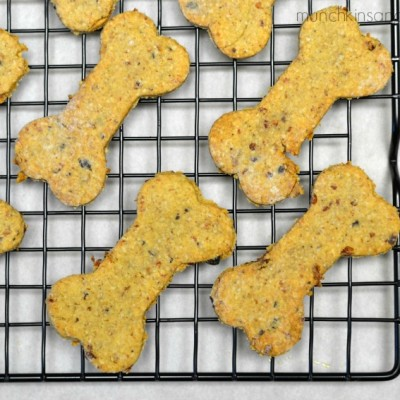 Bacon Cheddar Dog Treats