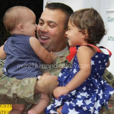 Daddy & Deployment
