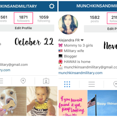 How I Gained 100 Instagram Followers in a Week