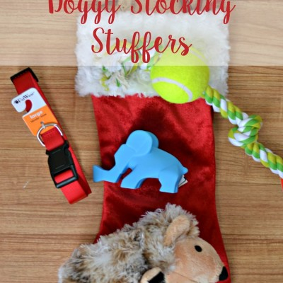 Doggy Stocking Stuffers