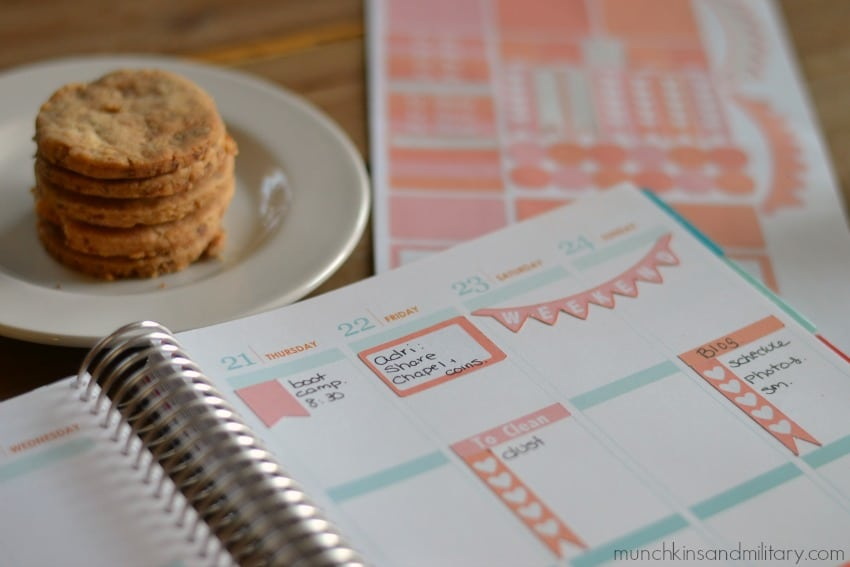 DIY Erin Condren Life Planner Stickers