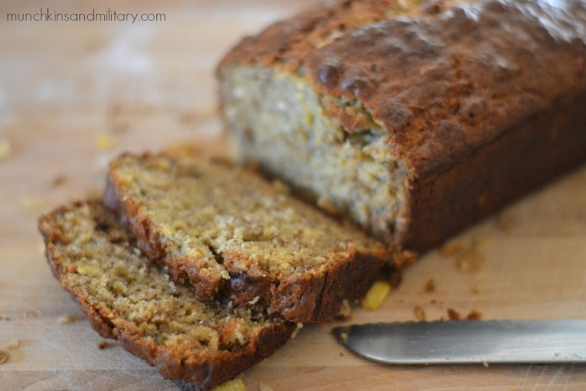 honey-banana-bread