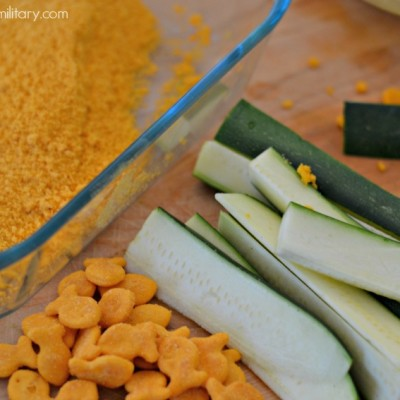 Flavor Blasted® Xtra Cheddar Zucchini Sticks