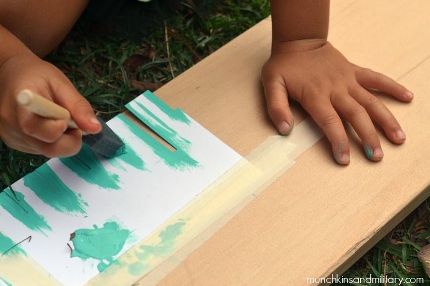 diy-growth-chart-painting