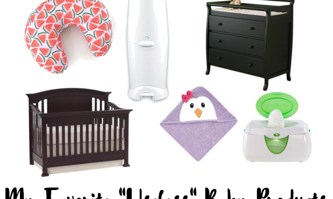 "My Favorite ""Useless"" Baby Products"