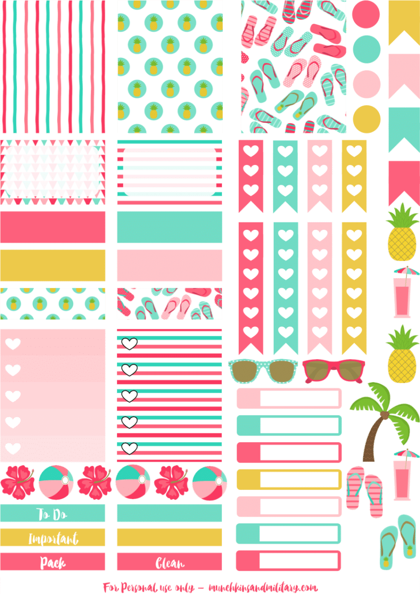Planner stickers, Pastel and Planners on Pinterest