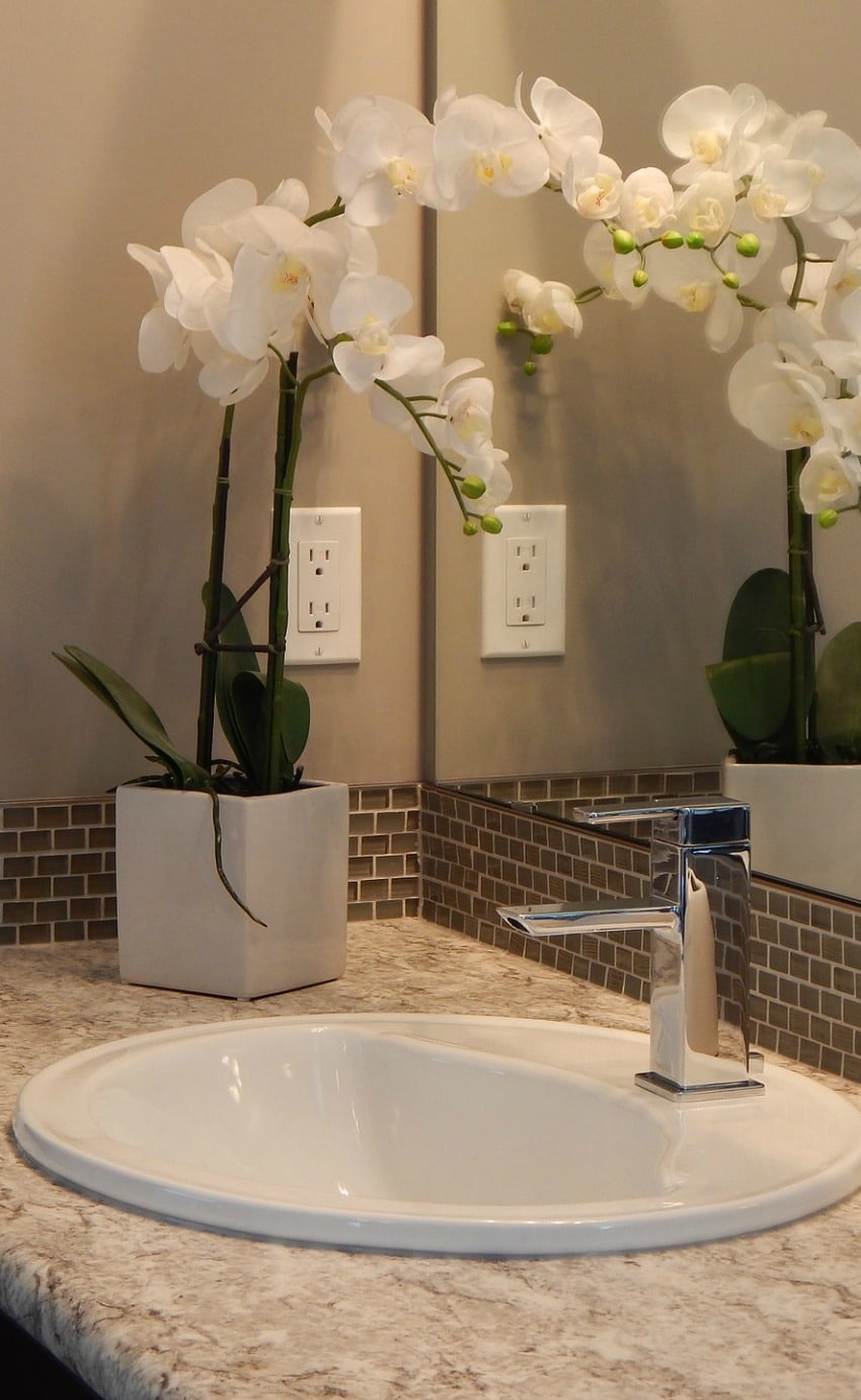 thoughts in a bathroom I've really enjoyed being able to share the lakehouse transformation with you  since day one – actually, since before day one, when this place.