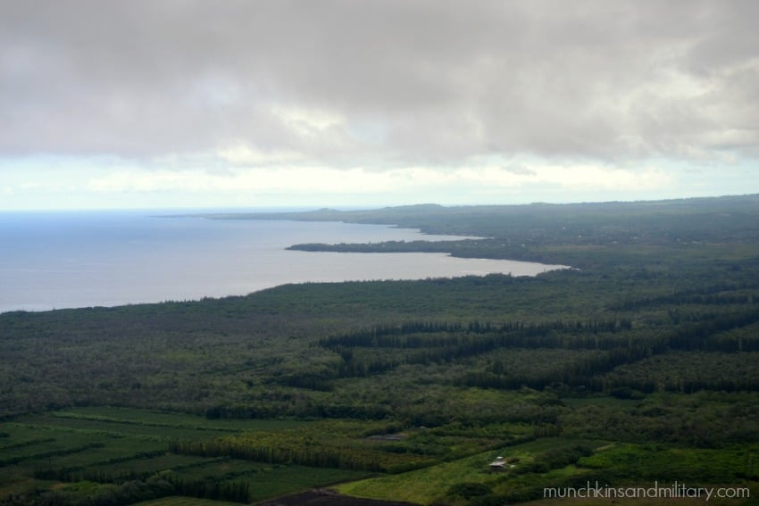 Hilo, Big Island coast- Hawaii
