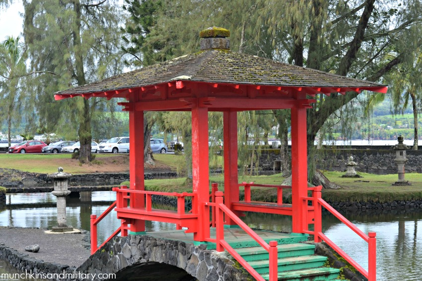 Quen Liliuokalani Garden - Hilo, Big Island - Hawaii