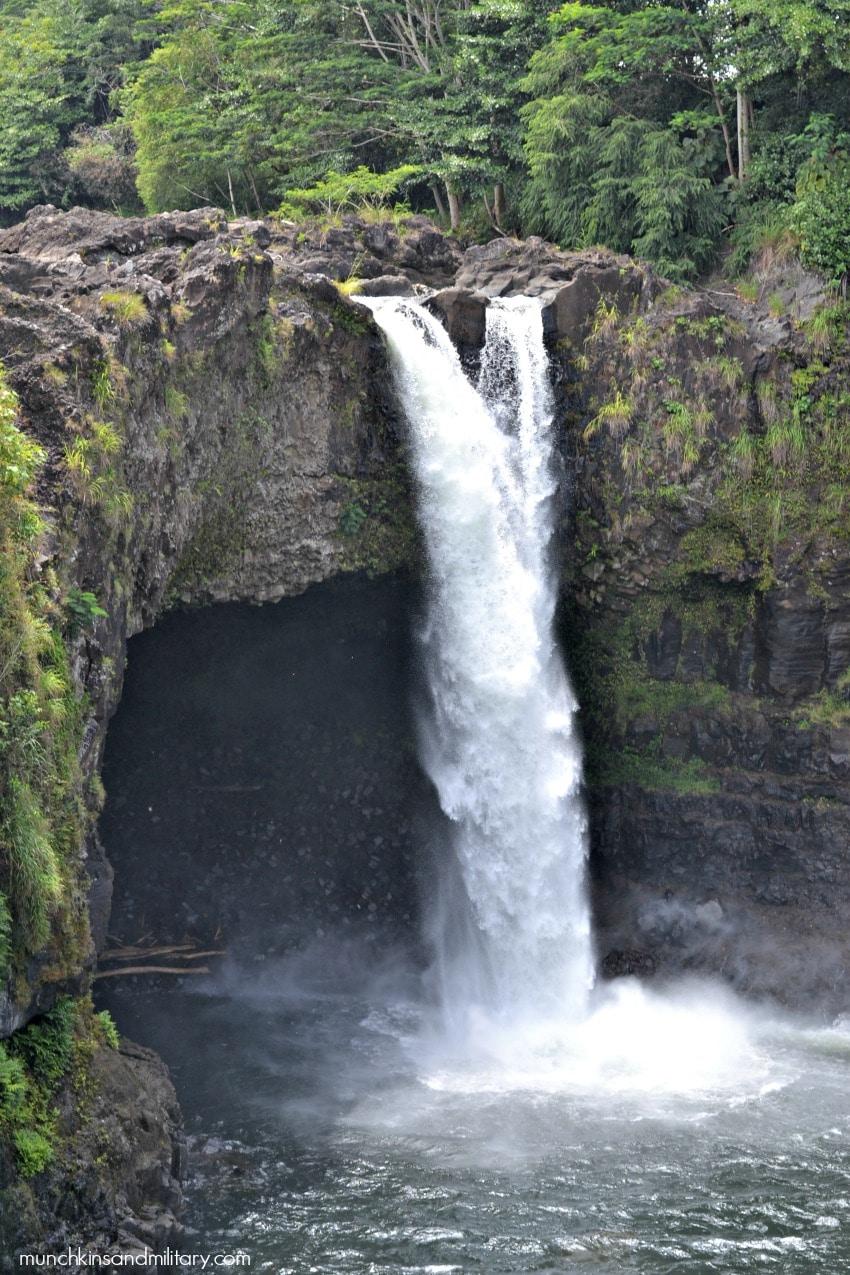 Rainbow Falls - Hilo, Big Island - Hawaii