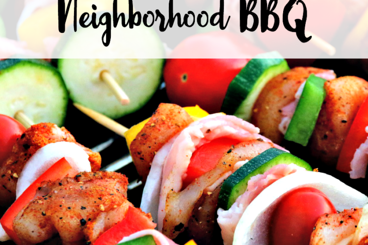 How to Host a Great Neighborhood BBQ