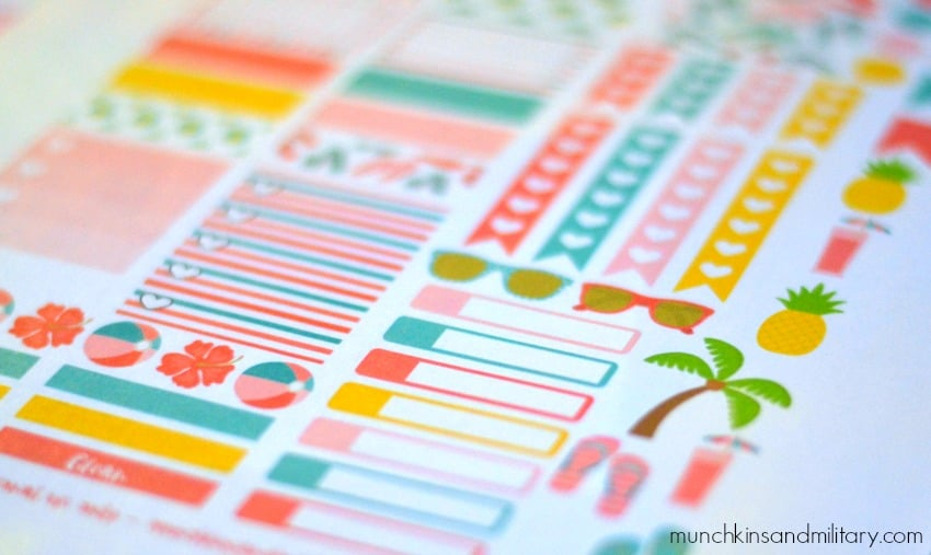 printable-beach-life-tropical-planner-stickers