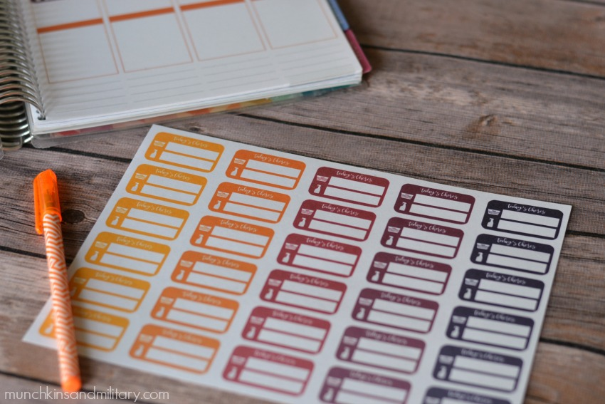 cleaning-printable-planner-stickers
