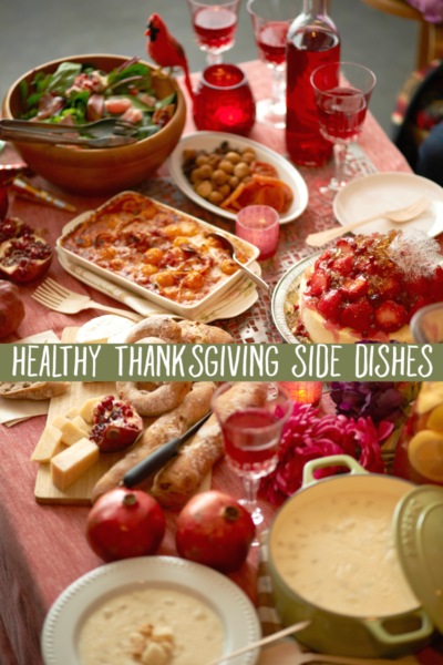 Healthy Side Dishes To Bring To Thanksgiving Dinner