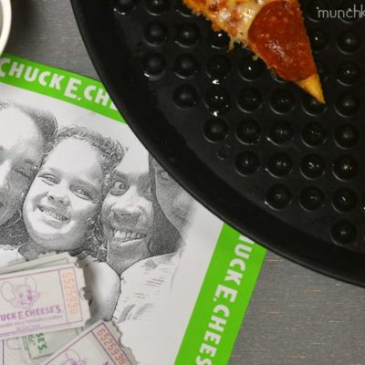 Veteran's Day at Chuck E. Cheese's