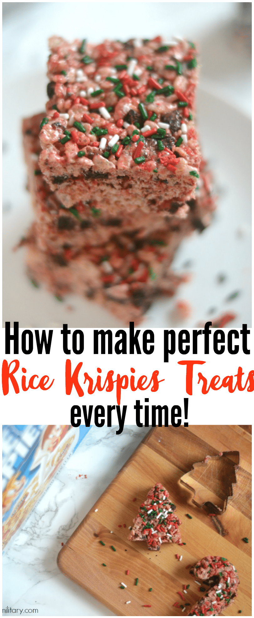 How to create the perfect Rice Krispies Treats every single time!