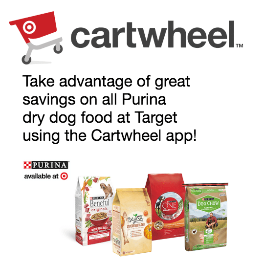 Purina Cartwheel Deal!