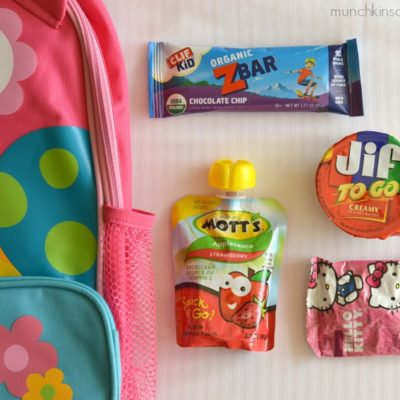 8 Essentials for Flying with Kids