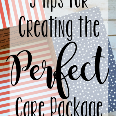 5 Tips for Creating The Perfect Care Package