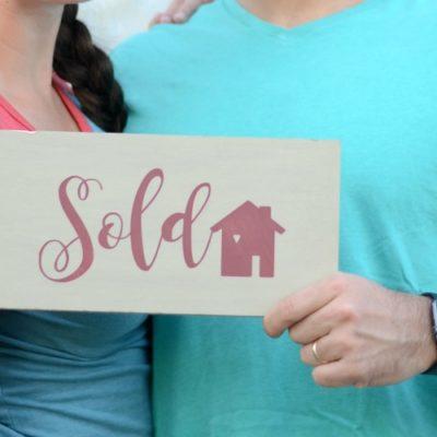 We're Homeowners (Again)!