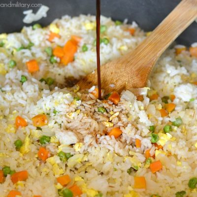 30-Minute Dinner Solution – Pork & Fried Rice