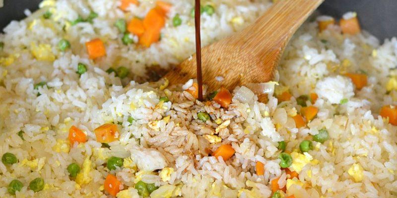 30-Minute Dinner Solution – Pork & Fried Rice