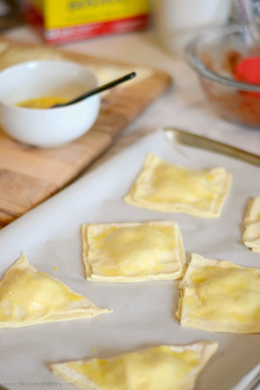 Guava Pastry recipe