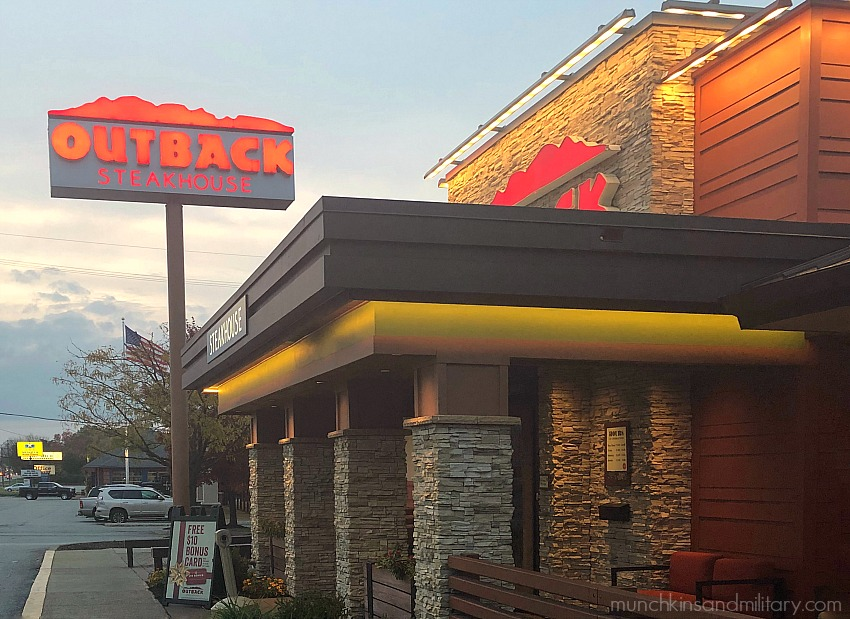 Outback Steakhouse exterior in Louisville, KY