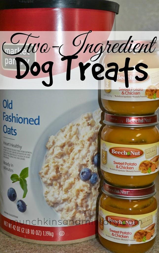 Dog Chicken Food Jars
