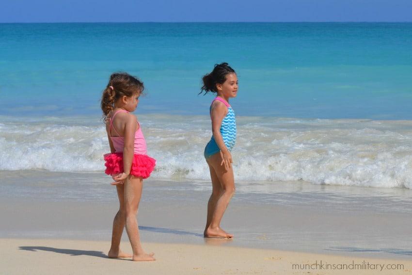 Kid Friendly Beaches Oahu