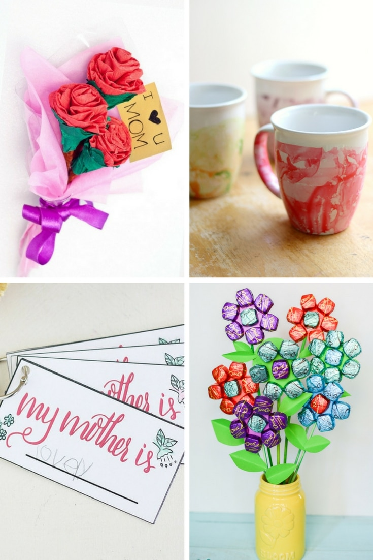 10 Simple Mother S Day Gifts Your Kids Can Make Three Little Ferns